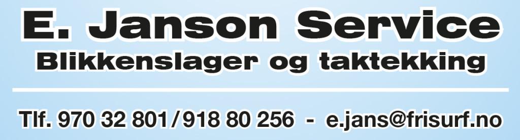 E Janson