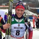 Martin Løwstrøm Nyenget. Foto: Skiforbundet
